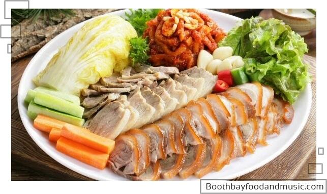 5 อาหารเกาหลี